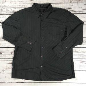 Oakley long sleeve button up shirt